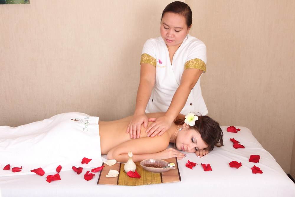 lotus thai massage andestegning